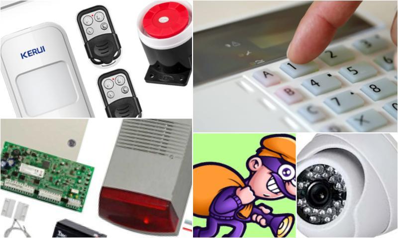 Kablolu Hırsız Alarm Sistemleri ve Avantajları