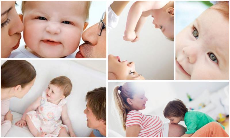 Bebeğinizle Nasıl Etkileşim Kurabilirsiniz?