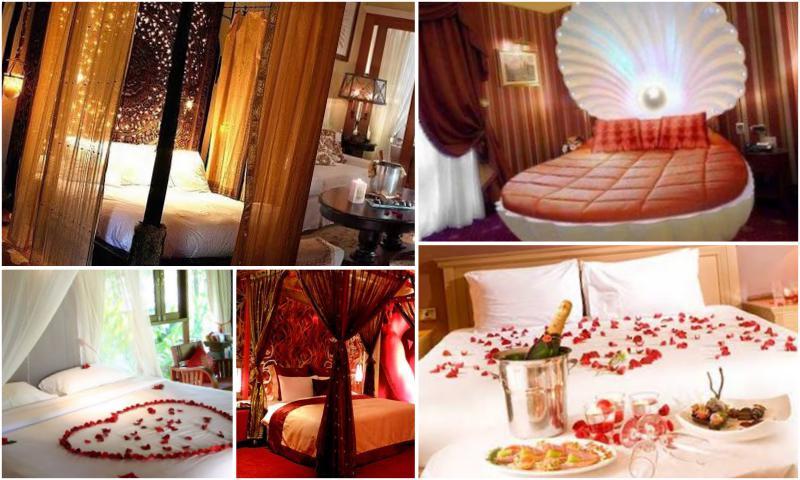 Romantik Yatak Odası İçin 5 Önemli Faktör