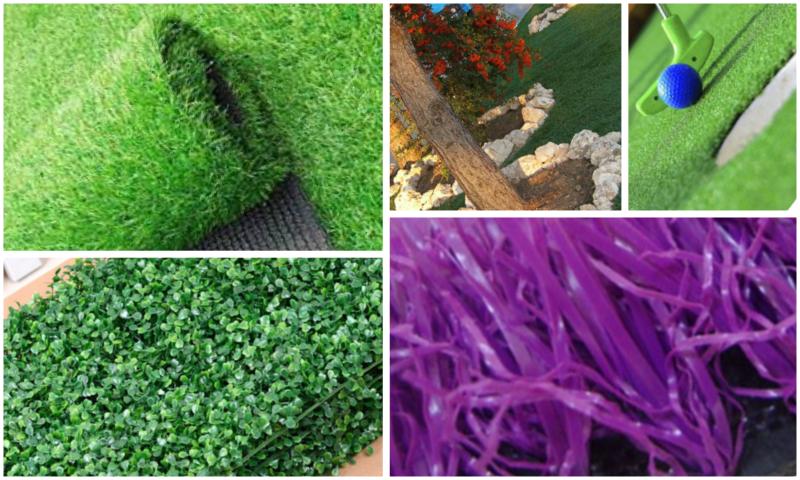 Suni Çim Halı İle Doğal Çim Arasındaki Farklar