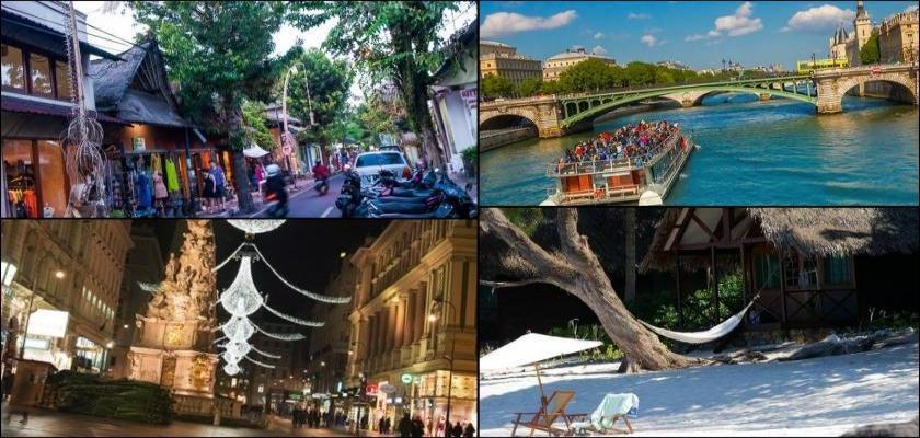 Paris Turu İle Nereleri Görebiliriz?