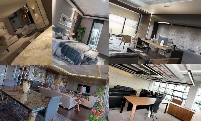 Mimarlık Ofisi İle Ev Dekorasyonunda Değişim Yakalayın