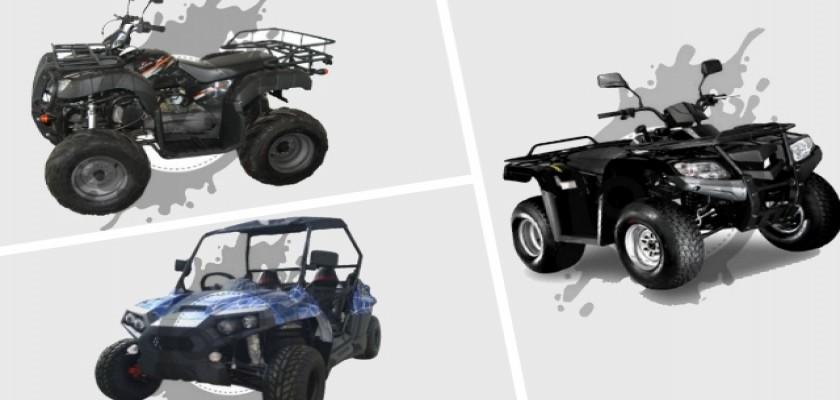 ATV Motoru Diğer Arazi Araçlarından Ayıran Özellikler Nelerdir