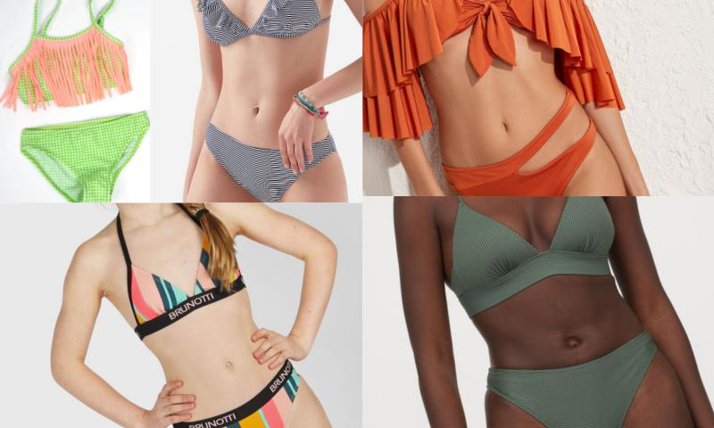 Şık ve Kaliteli Bikini Modelleri