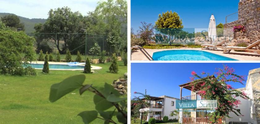 Bodrum'da Villa Kiralayarak Özel Bir Tatil Yapabilirsiniz