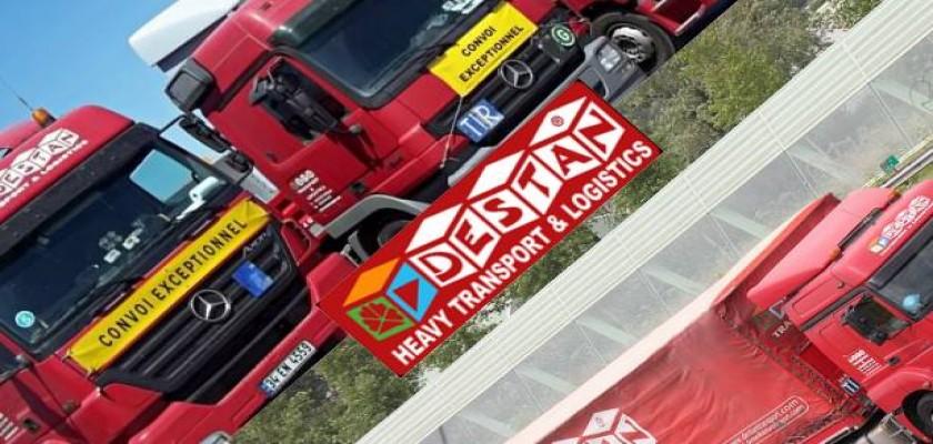 Destan Transport Nakliyat Firması ile Malınız Güven Altında