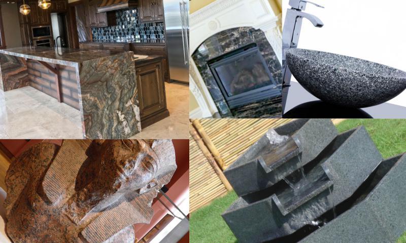 Granit Çeşitleri