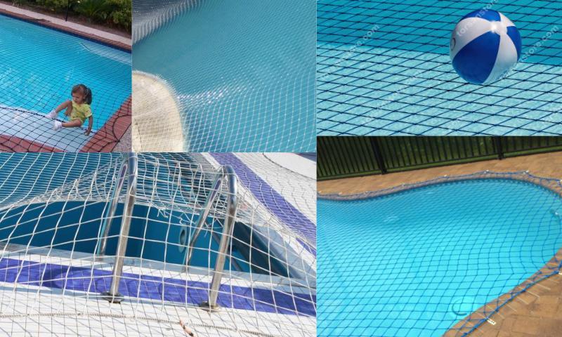 Havuzlu Ev ve Villalar İçin Havuz Güvenlik Fileleri
