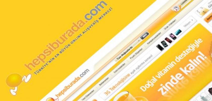 HepsiBurada.com ile Her Şey Ayağınıza Gelsin