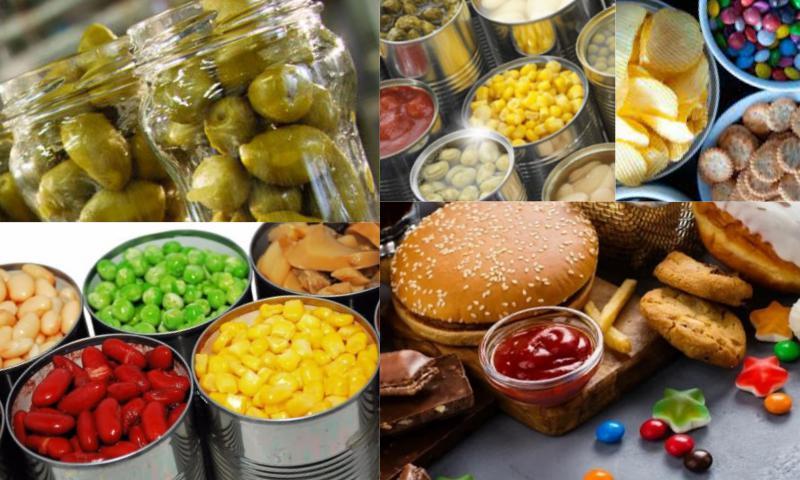 İşlenmiş ve Paketlenmiş Gıdaların Sağlığa Zararları