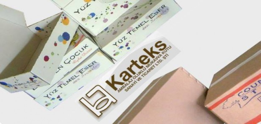 Ürünleriniz Karteks Ambalaj ile Güvende