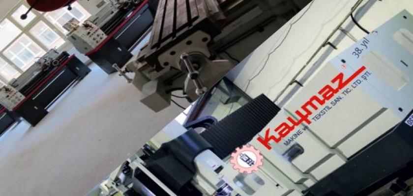 Daha Hızlı Üretim İçin Kaymaz Makine Sanayi