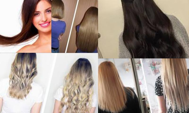 Saç Uzatmanın Pratik Yolları Nelerdir