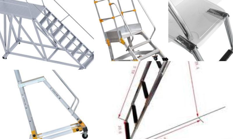 Merdiven Platformları