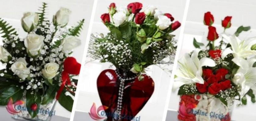 Online Çiçek Gönderiminde Kategorilerden Yardın Alın