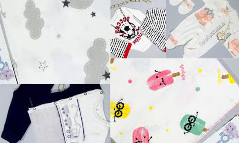 En Farklı Tasarımlar İle Bebek Tulumu