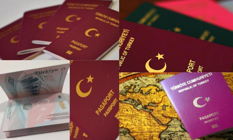 Yabancıların Türk Pasaportu Alma İşlemleri