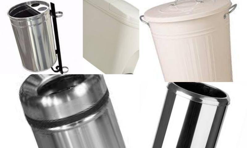 Trash Bins-Çöp Kovaları