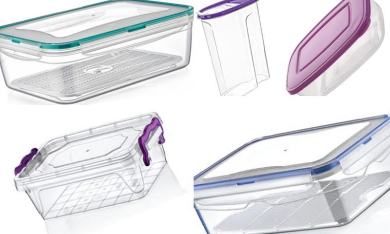 Plastik Saklama Kapları Nasıl Temizlenir?