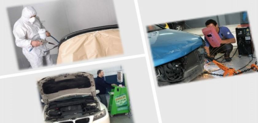 Araçların Periyodik Bakımları İçin Servis Hizmetleri