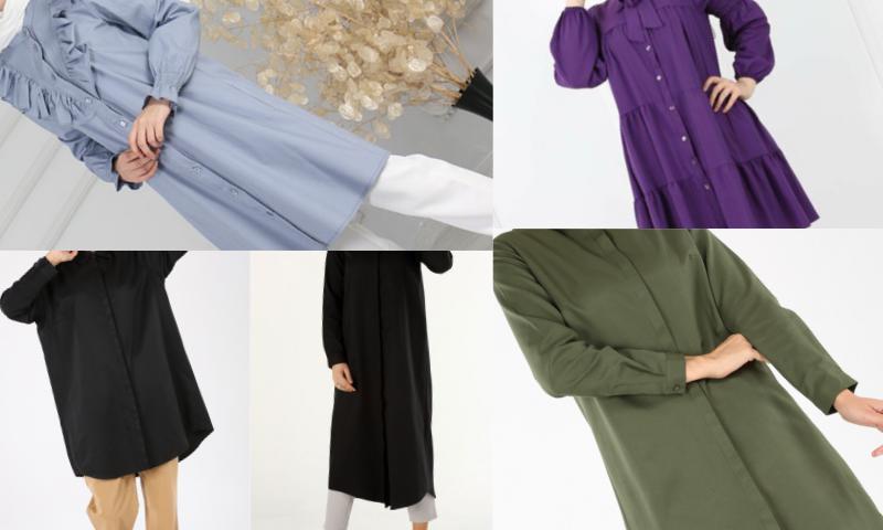 Tesettür Giyim Modelleri