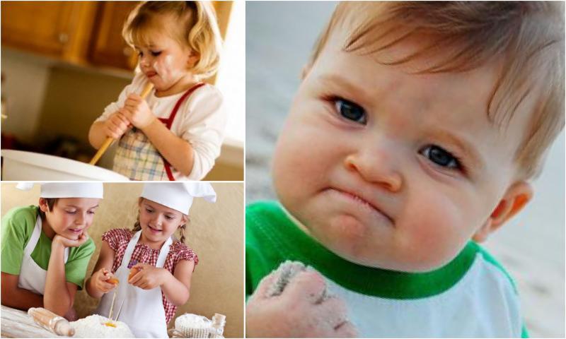 Mutfak Çalışmalarının Çocuklara Faydası Nedir?