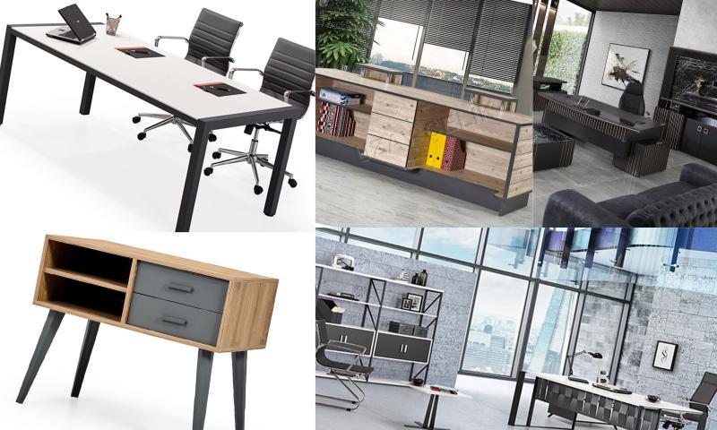 Ofis Mobilyaları Nasıl Seçilmelidir?