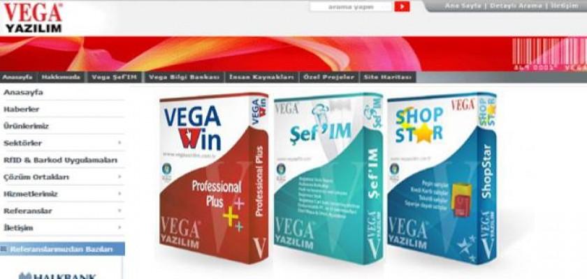 Vega Yazılım Yenilikçi ve Özgün Çözümler