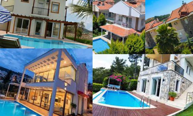 Muhafazakâr Tatil Villaları