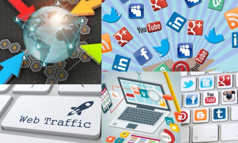 Web Sitesinin Trafiğini Sosyal Ağlar Nasıl Arttırır