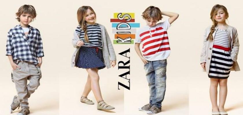 Zara Kıds Çocuk Alışverişinde Güven ve Kalite